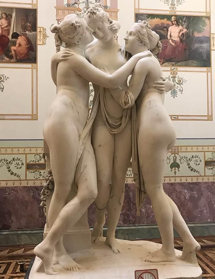 The Three Graces Hermitage Museum