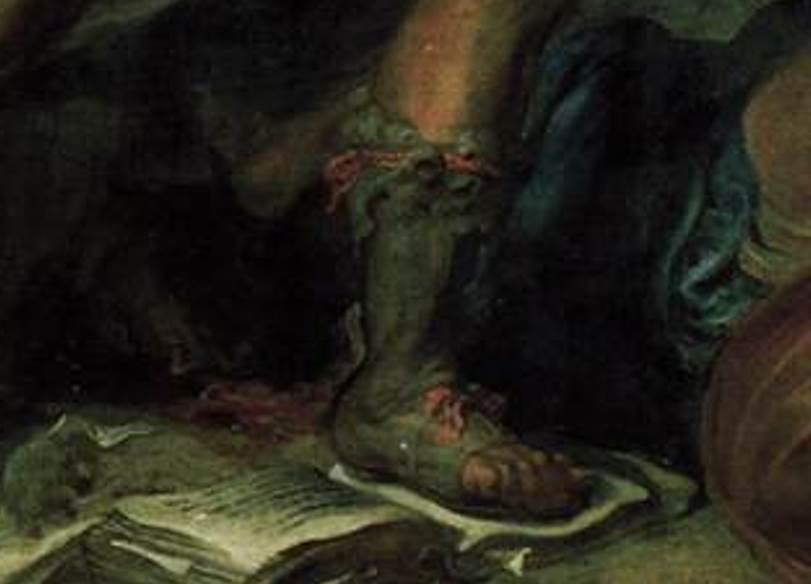 Consequences of war mars trampling literature