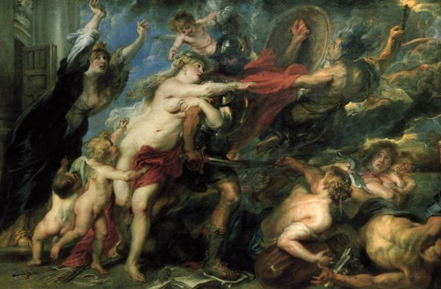 Consequences Of War By Peter Paul Rubens – Top 10 Facts