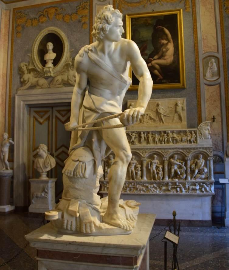 David Bernini Alternative view