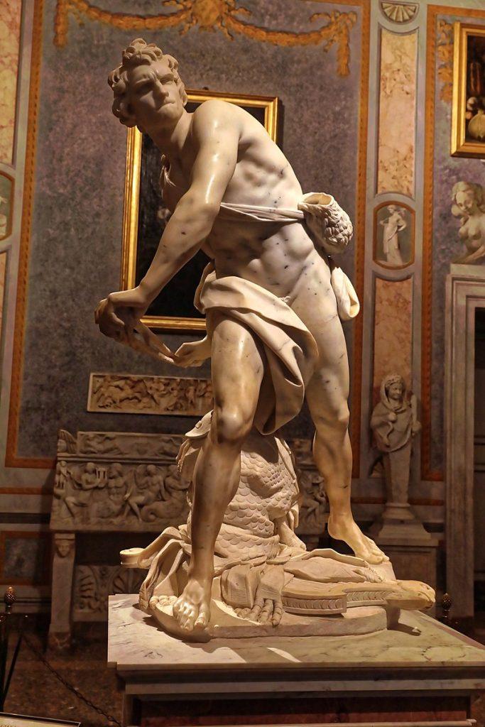 David Gian Lorenzo Bernini