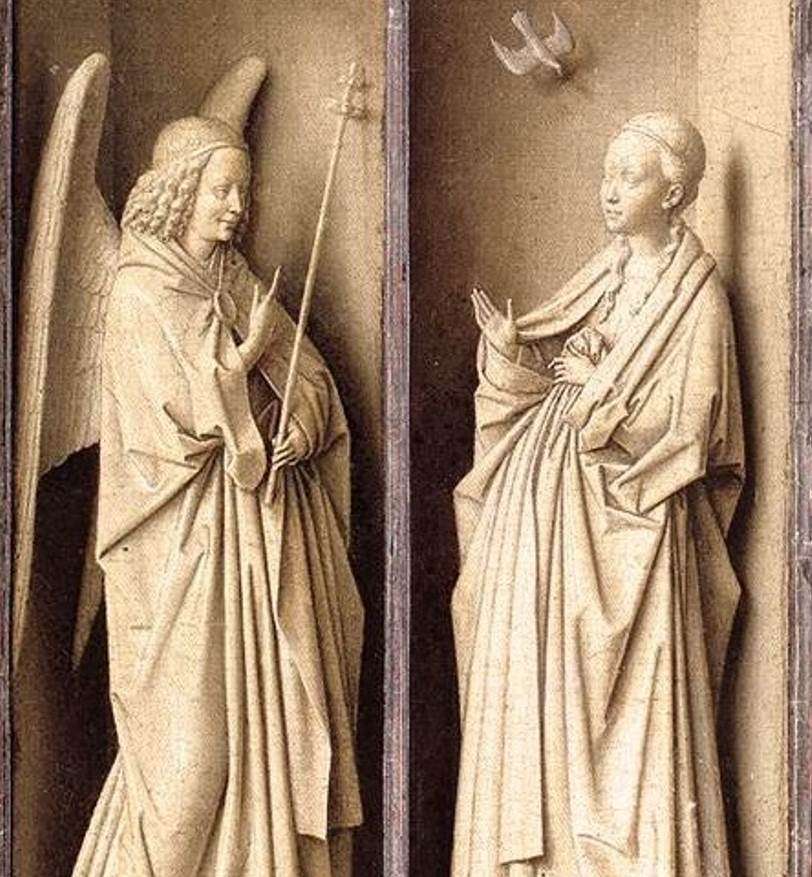 Dresden Triptych closed