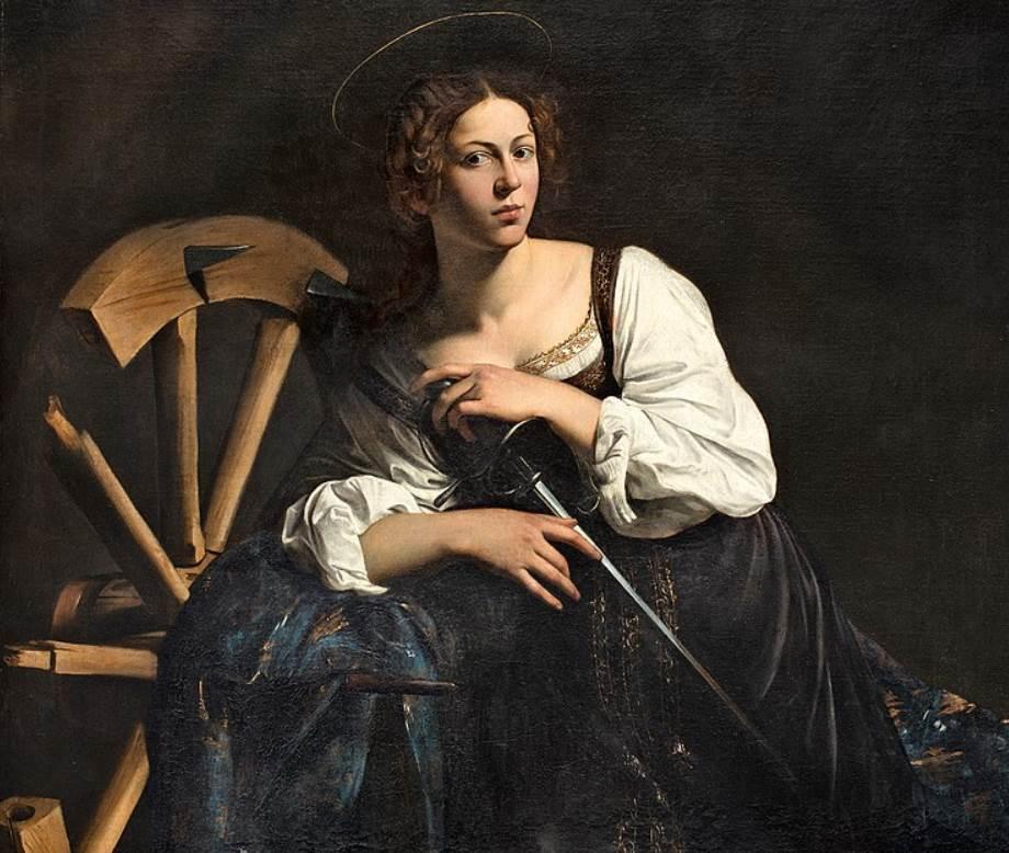 Fillide Melandroni Caravaggio