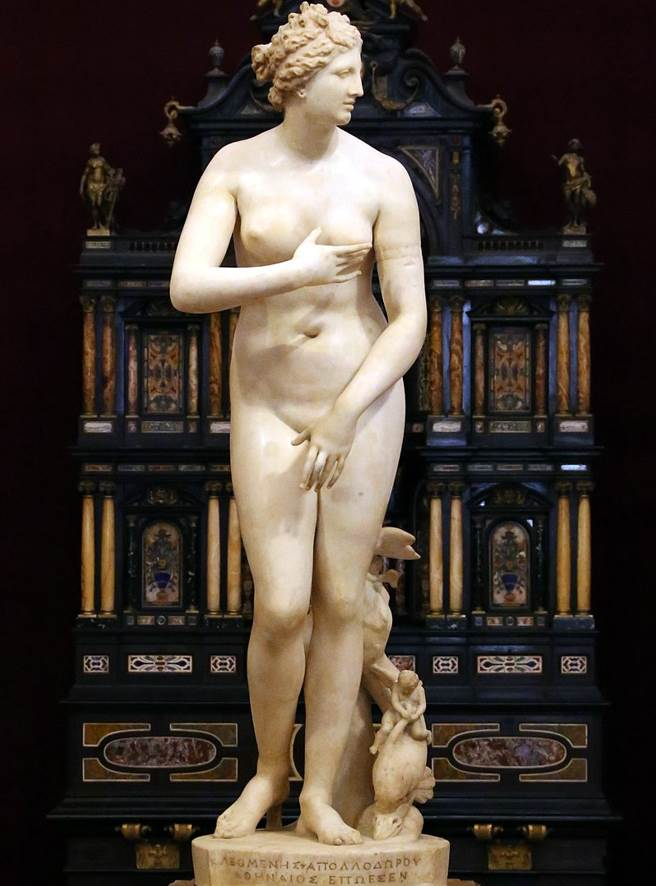 Medici Venus Pitti Palace
