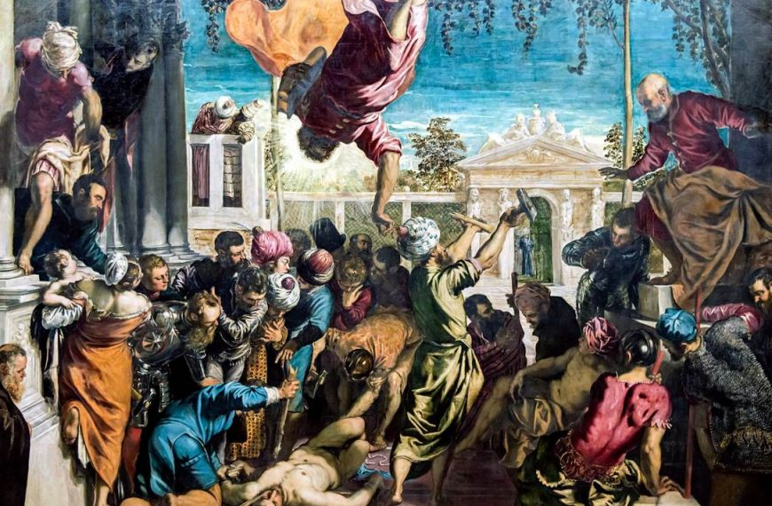 Miracle Of The Slave By Tintoretto – Top 8 Facts