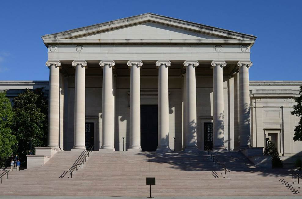 National Gallery of Art in Washington, DC