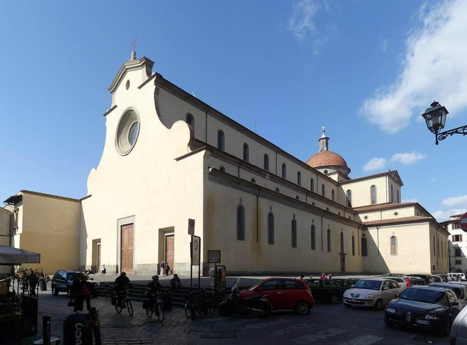 Santo Spirito Florence