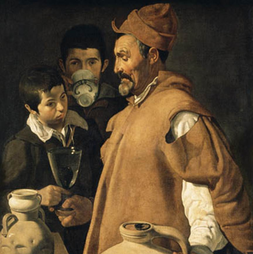 The Waterseller of Seville Florence