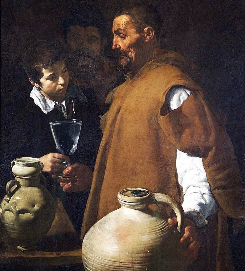 The Waterseller of Seville London Version