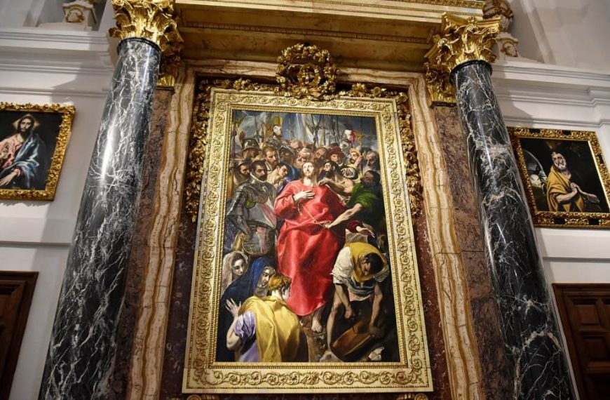 The Disrobing Of Christ By El Greco – Top 10 Facts