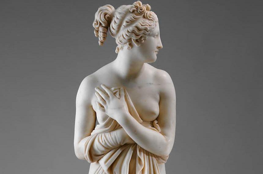 Venus Italica By Antonio Canova – Top 8 Facts