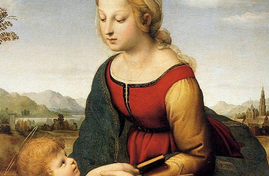 La Belle Jardinière By Raphael – Top 10 Facts