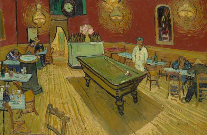 The Night Café By Vincent Van Gogh – Top 12 Facts